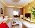 暖色硅藻泥装修 让家充满温馨