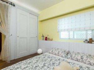 舒适简洁的硅藻泥设计 居室装修很棒