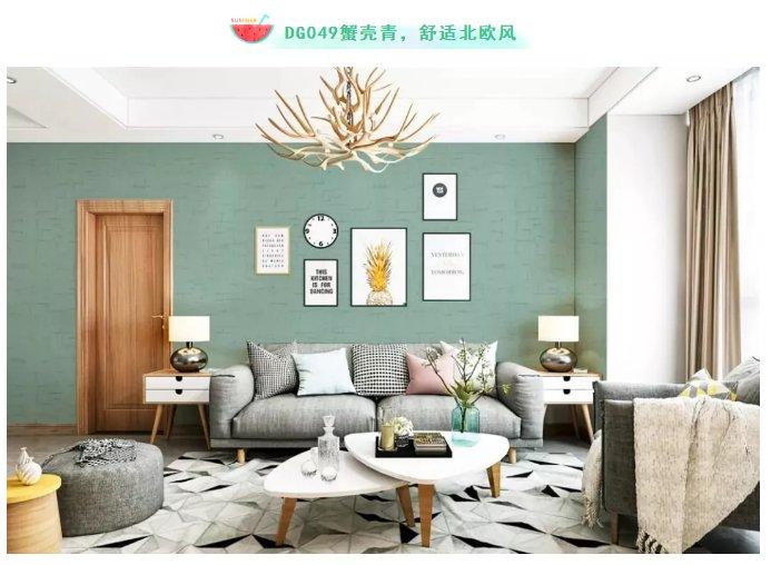 大津yabo平台的网站泥图片 2019新色彩绿色系yabo平台的网站泥效果图
