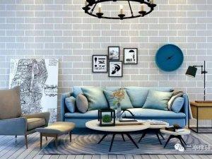 兰亭序硅藻泥图片 客厅墙面装修效果图