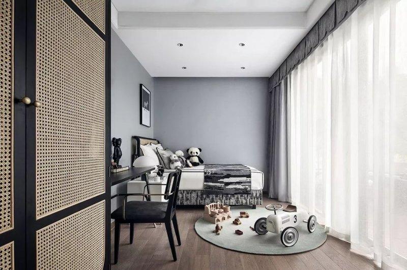 大督硅藻泥图片 新中式家居装修效果图_39