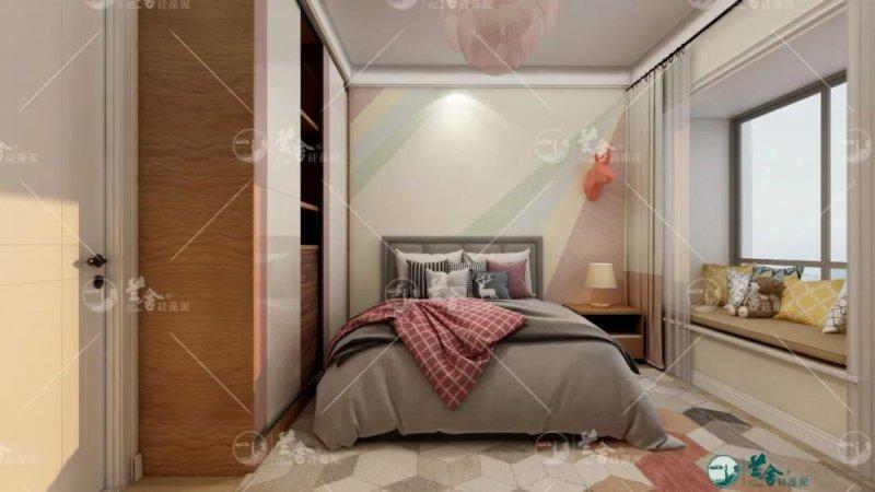 兰舍硅藻泥图片 家居装修效果图