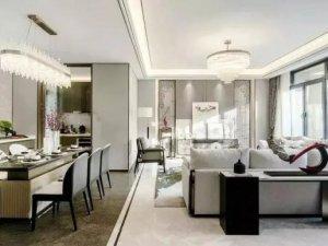 新中式风格别墅装修效果图 家居装修图片