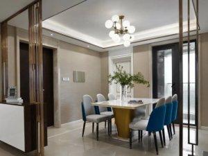 和一硅藻泥效果图 现代简雅风格家居装修图片